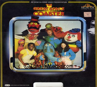 The Great Space Coaster Super Show