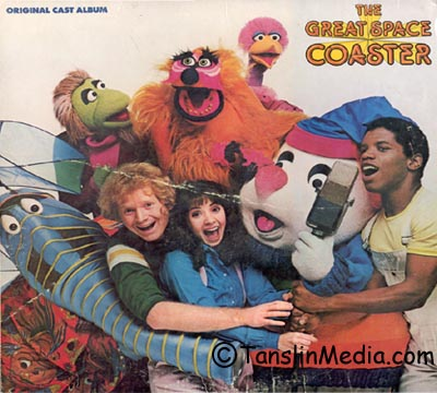 The Great Space Coaster Cast Album
