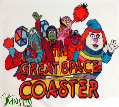 T Shirts The Great Space Coaster Tv